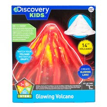 Discovery Kids Glowing Volcano Kit