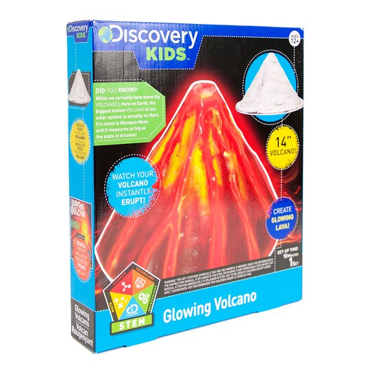 Discovery Kids : Volcano Explorer - Zoodles