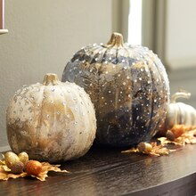 Marbled Pumpkins, medium
