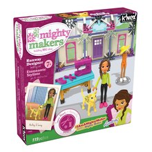 K'NEX Mighty Makers Runway Designer Building Set