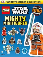 Ultimate Sticker Collection: LEGO Star Wars Mighty Minifigures