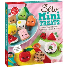 Klutz Sew Mini Treats