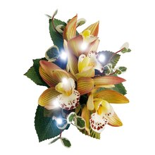 """2"""" LED Wire Floral Lights By Ashland, Project Idea"""