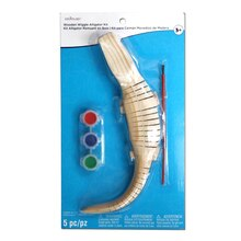 Wooden Wiggle Alligator Kit By Creatology