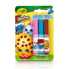 Crayola Shopkins Crayons, Kooky Cookie