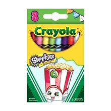 Crayola Shopkins Crayons, Poppy Corn