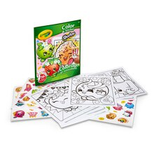 Crayola Shopkins Coloring & Activity Pad