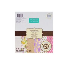 Signature™ Patisserie Paper Pad By Recollections