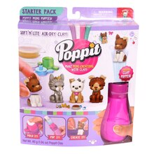 Poppit Starter Kit, Puppies