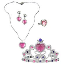 Princess Expressions Tiara & Jewelry Set