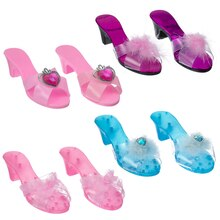Princess Expressions Dress Up Shoes