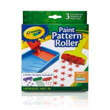 Crayola Paint Pattern Roller Kit