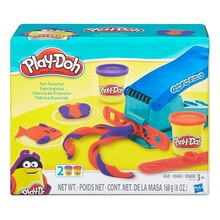 Play-Doh Fun Factory Package