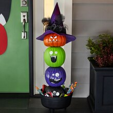 Stackable Pumpkins, medium