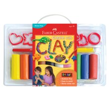 Faber-Castell Do Art Create with Clay Set