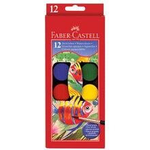 Faber-Castell Watercolor Paint Box