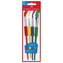 Faber-Castell Soft Touch Brush Pack