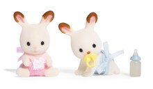 Calico Critters Twins Collection Hopscotch Rabbit Twins