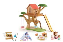 Calico Critters Adventure Tree House Set