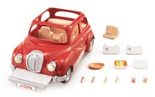 Calico Critters Cherry Cruiser Contents