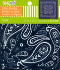 Paisley Bandana by Imagin8, Navy Blue