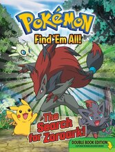 Pokémon Find 'Em All! Double Book Edition