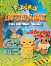 Pokémon Origami: Fold Your Own Pokémon!