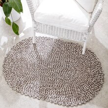Bernat® Maker Home Dec™ Welcome Home Crochet Rug, medium