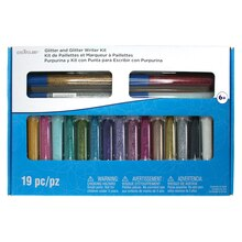 Glitter & Glitter Write Kit By Creatology