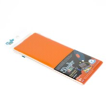 3Doodler Start Eco-Plastics Top Up, Tangerine Tang