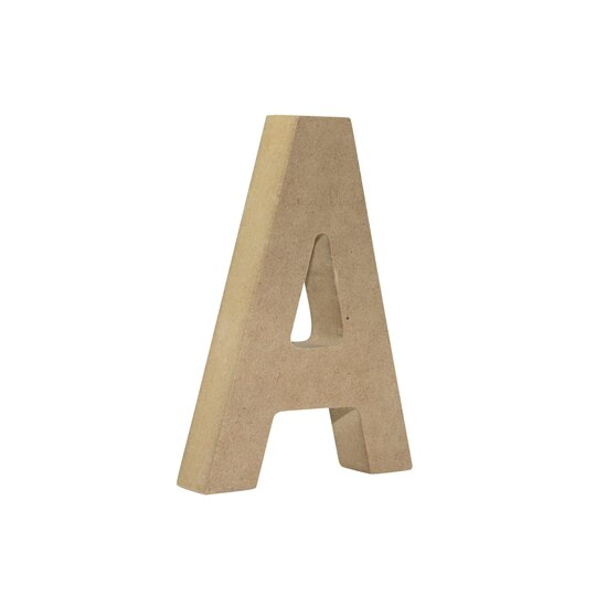 5quot stand up wood letter by artmindsr With standing wood letters michaels