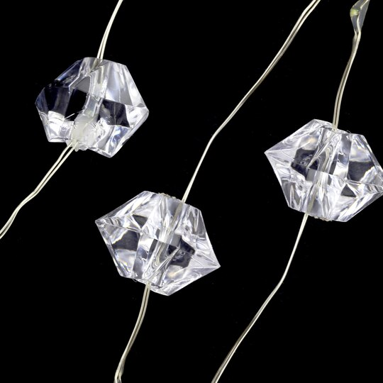 Led String Lights Michaels : Buy the Submersible LED Stone Lights By Ashland at Michaels