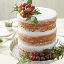 Rustic Naked Cake, medium
