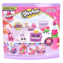 Poppit Shopkins Ballet Activity Pack