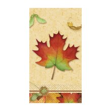 Woodland Fall Guest Towels, 16ct