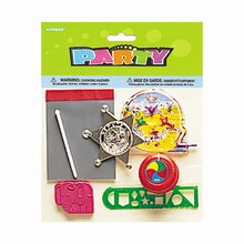 Assorted Boys Party Favors, 6pc