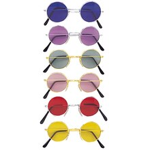 Lennon Novelty Glasses, Assorted Colors