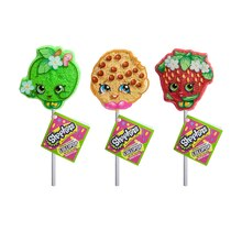 Shopkins Artificially Flavored Lollipops