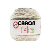 Caron Cakes Yarn, Cookies & Cream