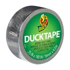 Ducklings Mini Duck Tape Brand Duct Tape, Silver