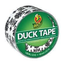Color Duck Tape Brand Duct Tape, Baroque
