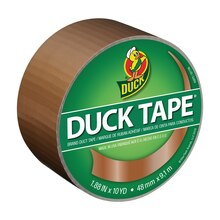 Color Duck Tape Brand Duct Tape, Bronze