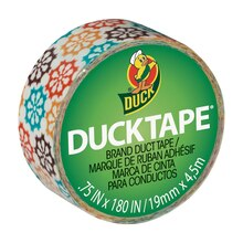 Ducklings Mini Duck Tape Brand Duct Tape, Pinwheel
