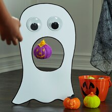 Kids' Halloween Ghost Game, medium