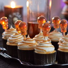 Halloween Cupcake Shots, medium