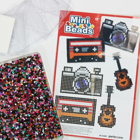 shop for the perler mini beads small fused bead kit