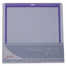 "Artistic Edge High Tack Cutting Mat, 12"" x 12"""