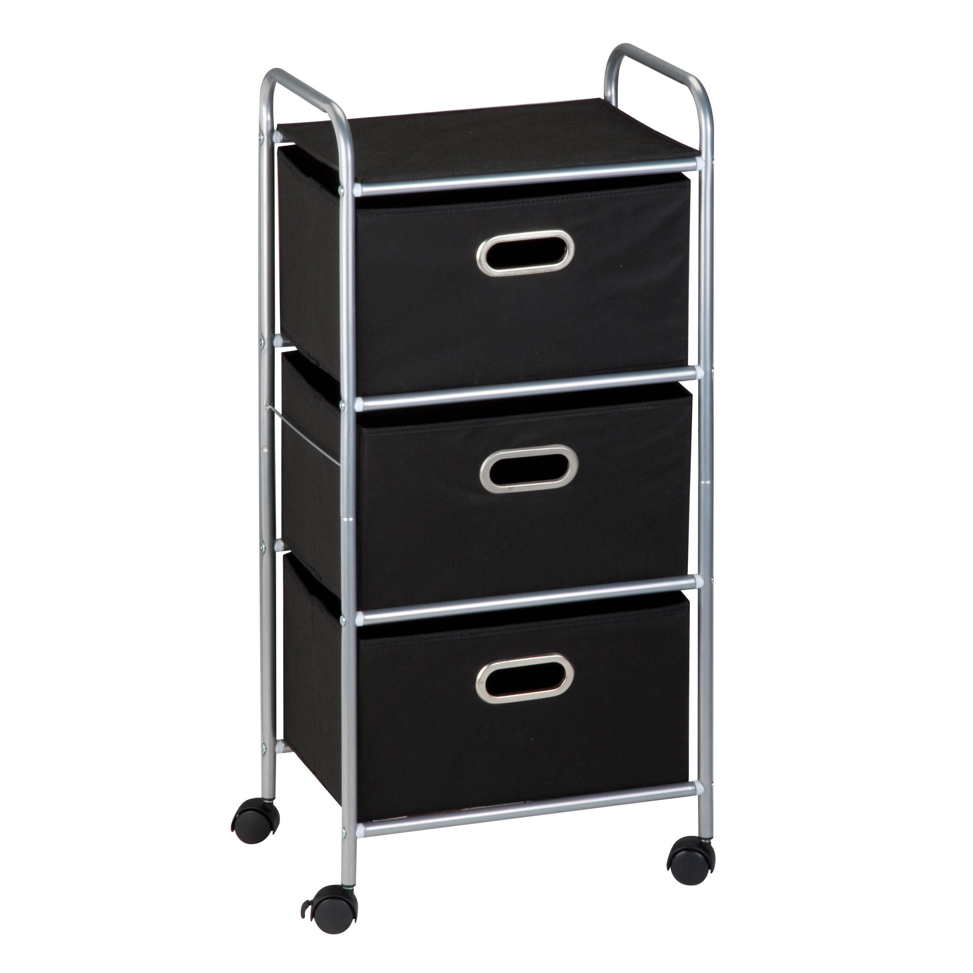 Rolling Cart With Drawers Steel 10drawer Rolling