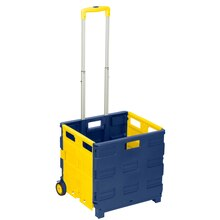 Honey-Can-Do Rolling Folding Carry-All Crate