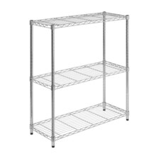 Honey-Can-Do 3-Tier  Urban Adjustable Shelving Unit